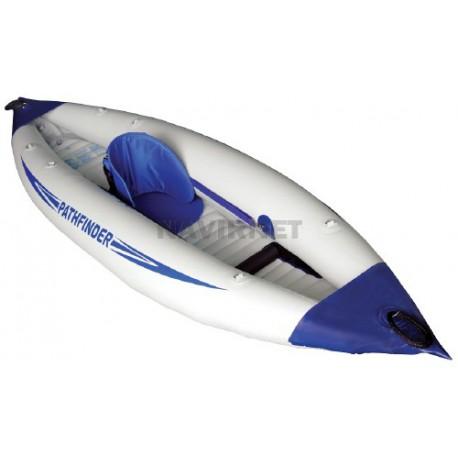 Carro para remolque de Kayak