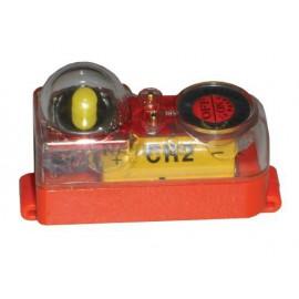 Luz LED reversible para chaleco salvavidas
