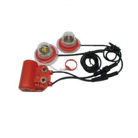 Luces LED para balsa salvavidas SOLAS