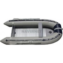 Nave neumática con suelo de aluminio – 300 cm de quilla
