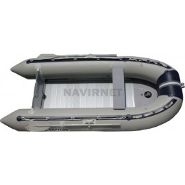 Nave neumática con suelo de aluminio – 380 cm de quilla